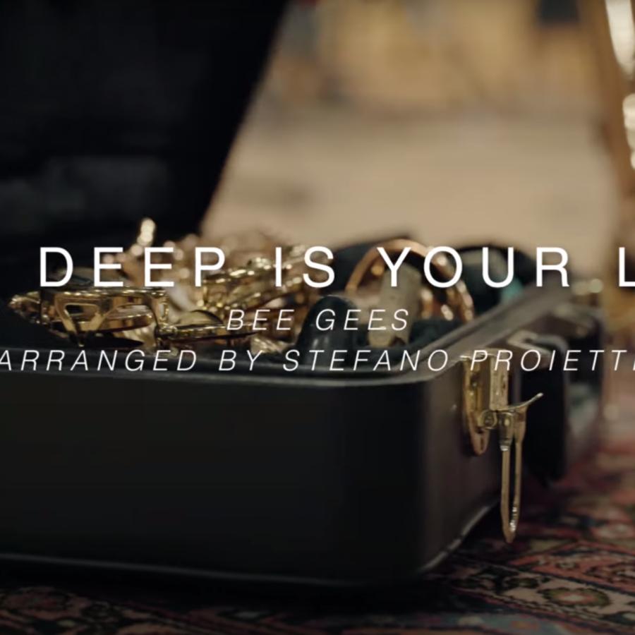 Carovana Tabù – How Deep Is Your Love